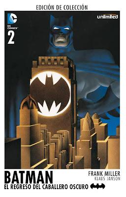 Batman: El Regreso del Caballero Oscuro - Tomo 2