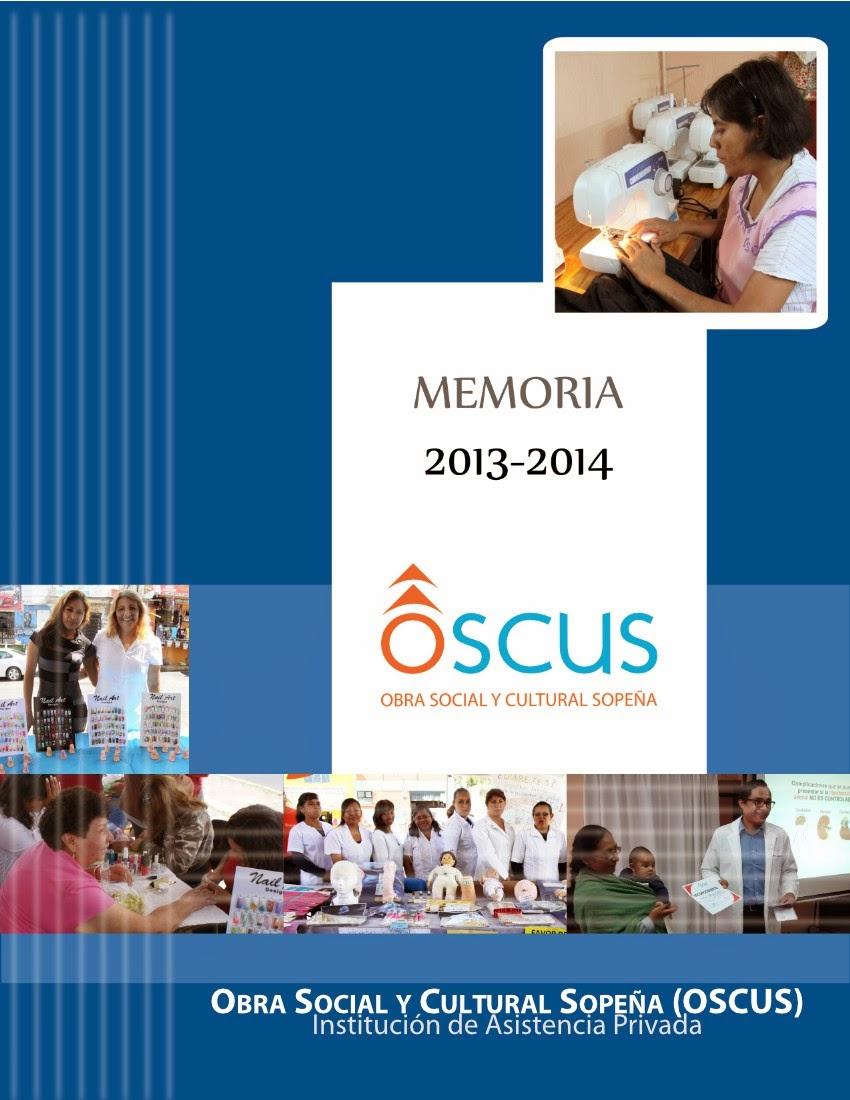 Memoria 2013-2014
