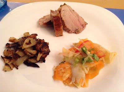 Solomillo con mostaza y cebollas al horno taringa - Solomillo de ternera al horno con mostaza ...