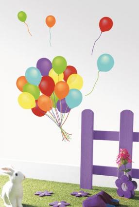 Ni o en casa hermosas pegatinas para paredes infantiles for Pegatinas pared infantiles