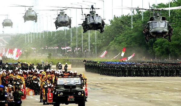 TNI (Tentara Nasional Indonesia). PROKIMAL ONLINE Kotabumi Lampung Utara
