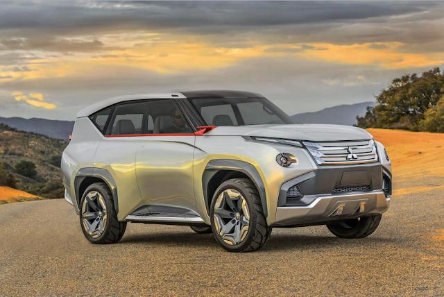 2017 Mitsubishi Pajero Sport Review Price Specs Release Date
