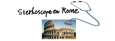 Stethoscope On Rome