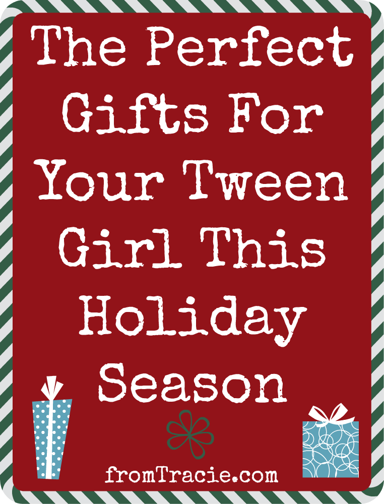This list has all the gift ideas you need for your tween daughter or granddaughter. Christmas just got a whole lot easier.