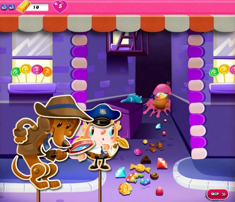Candy Crush Saga 1266-1280
