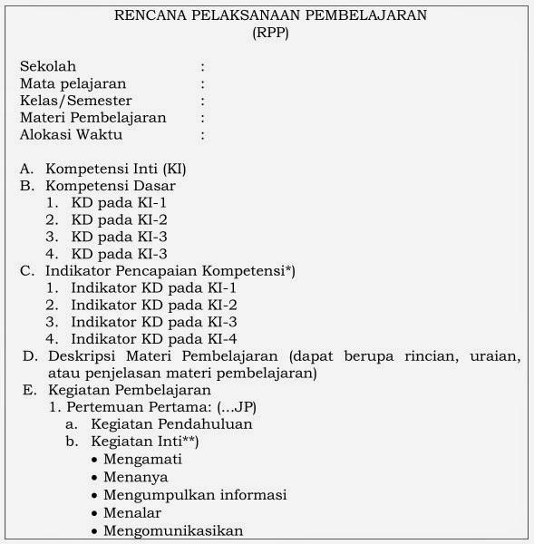 Cokro Wisudita Perencanaan Pembelajaran Kurikulum 2013 Revisi