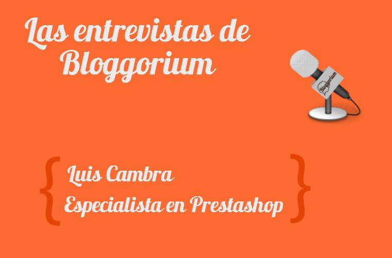 Las entrevistas de Bloggorium