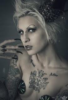 angelina jolie breast tattoos