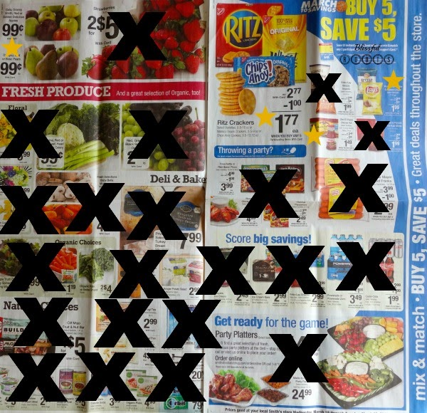 Navigating Your Grocery Ads from Blissful Roots