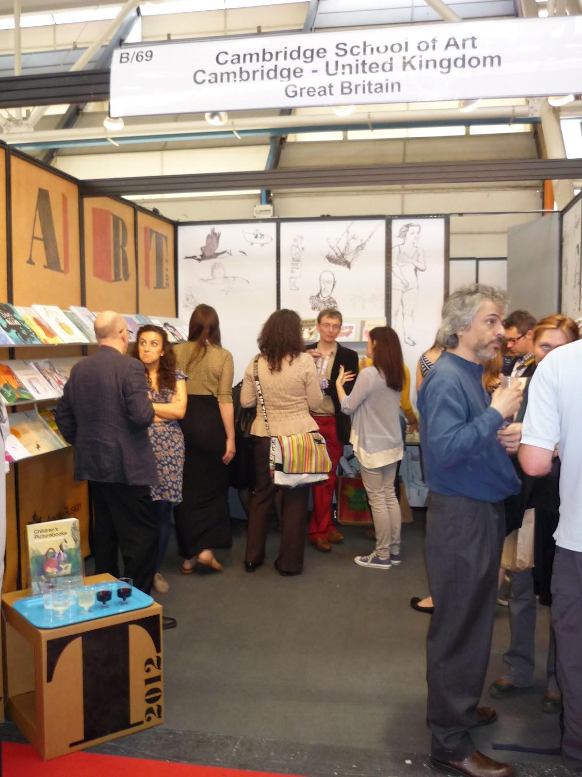 susanna moores party at the cambridge school of art bologna book