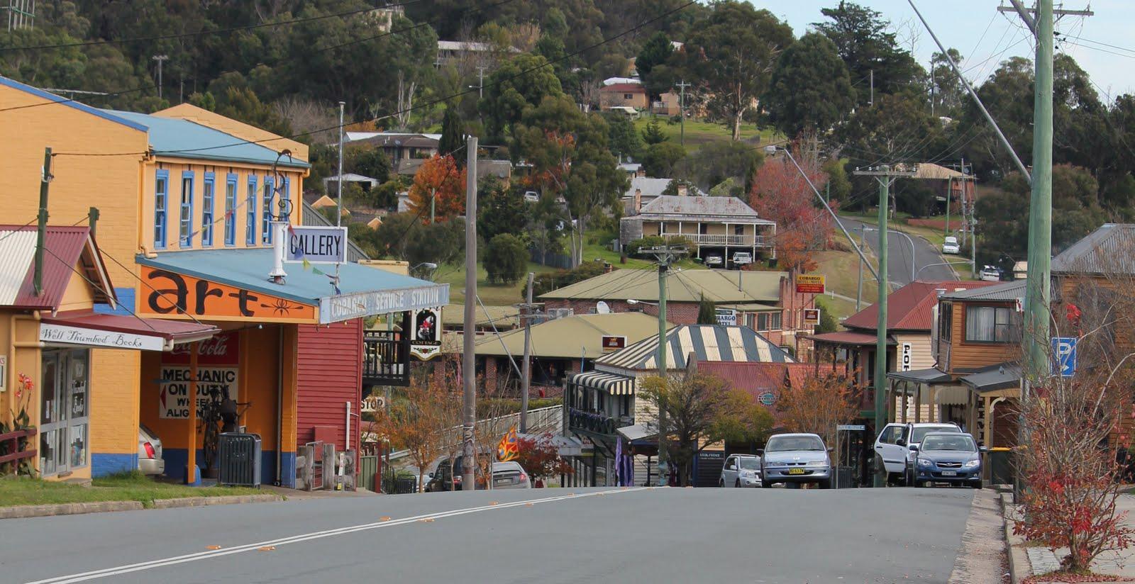 Picket Fence Fancy We Love Australian Small Towns