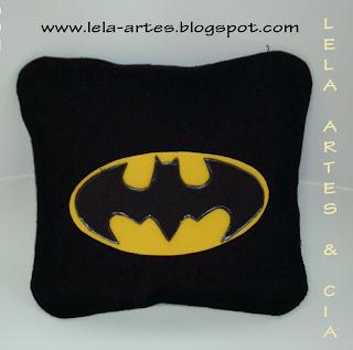 almofada super heróis batman