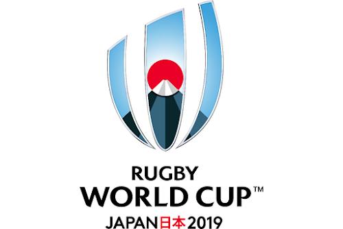 Logo oficial para la RWC 2019