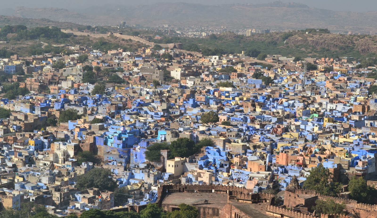 Jodhpur India's Blue City