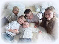Barneflokken vår