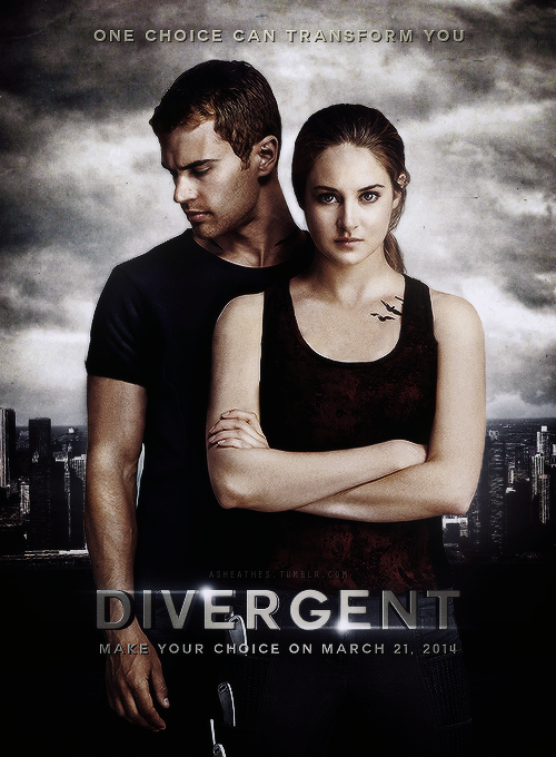 A LITERARY LABOUR OF LOVE: REVIEW: DIVERGENT ~ VERONICA ROTH
