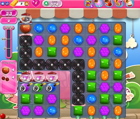 Candy Crush Saga 574
