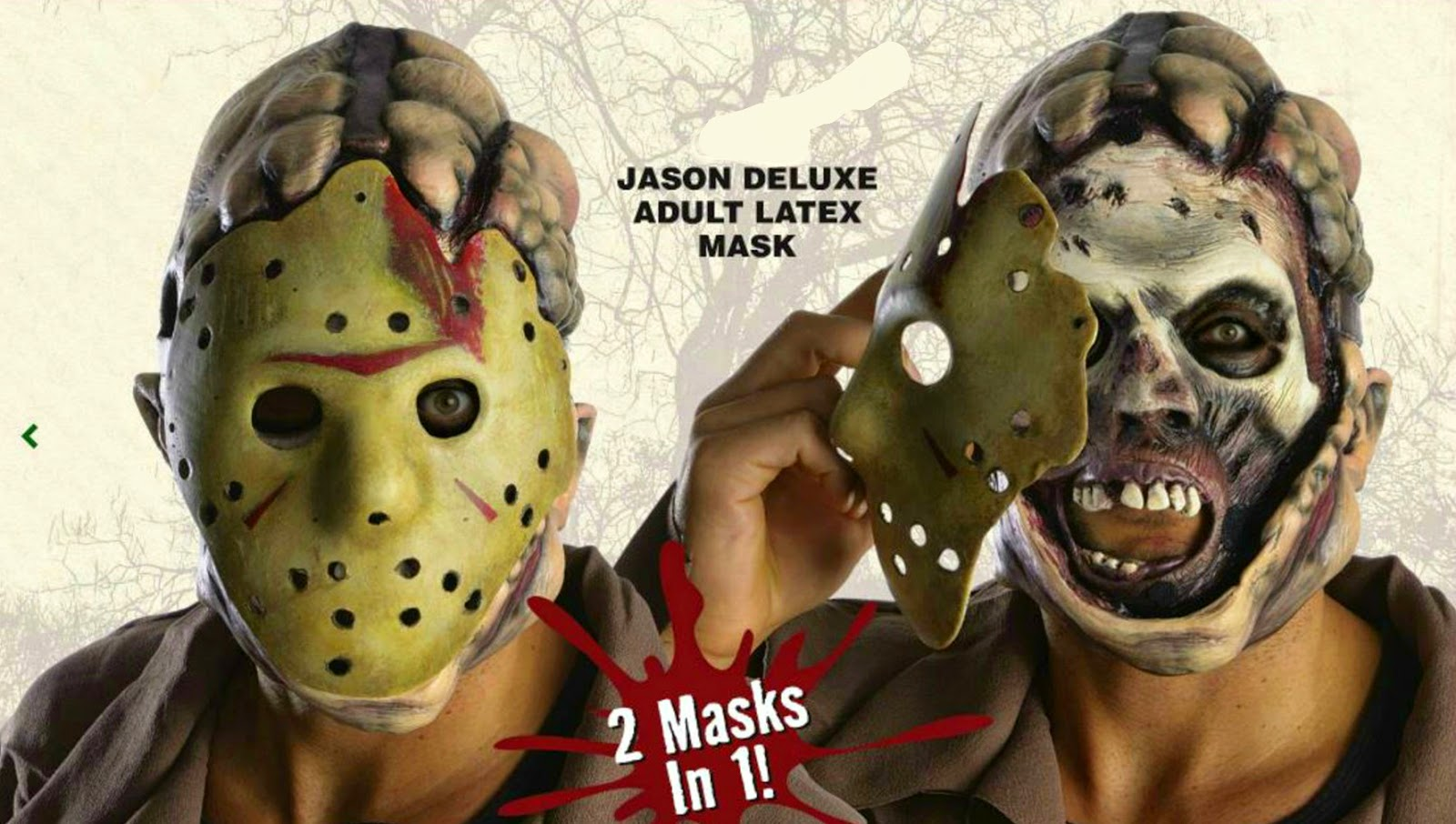 2 COOL GHOULS: Halloween Preview New Jason Voorhees Friday the ...