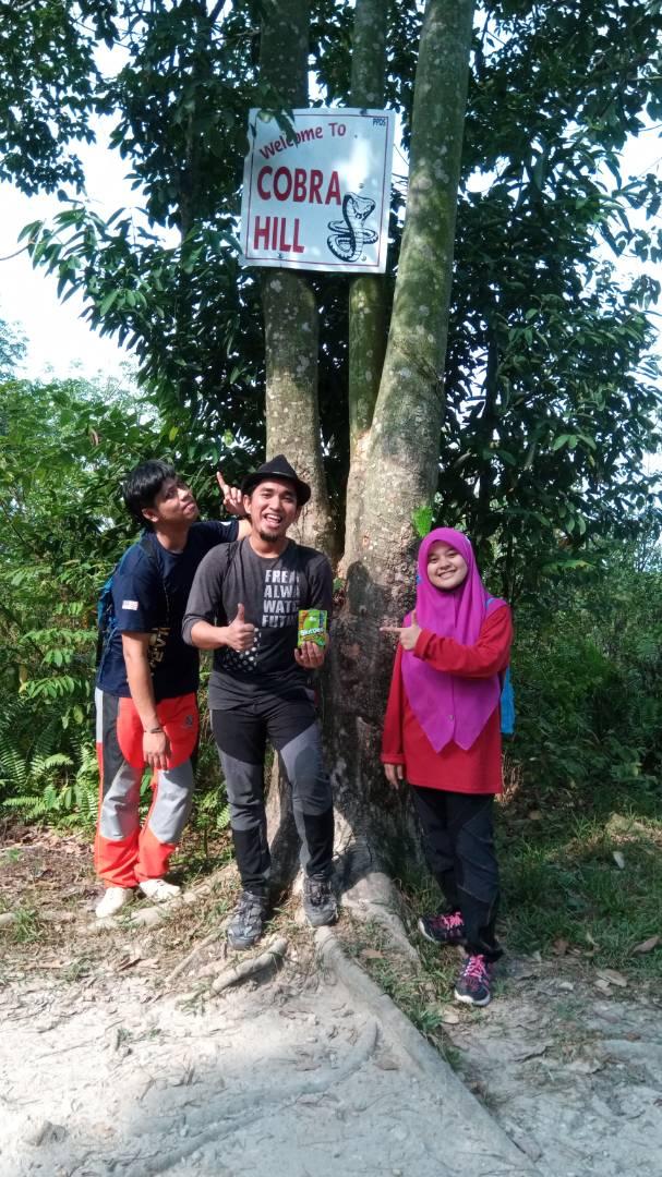 Melati feat redah hiker