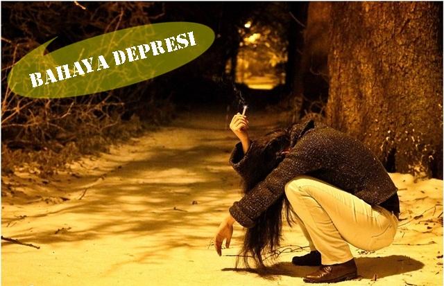 inilah BAHAYA Depresi Jarang Diketahui Orang