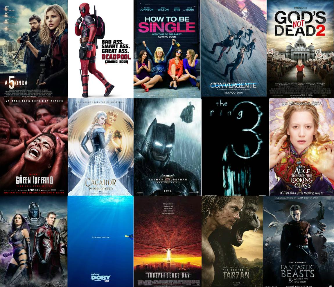 Фильмы 20162017 года список фильмов на Мегакритик