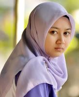 GADIS JILBAB >> Beauty Hijab Kerudung Model