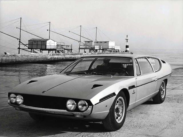 Lamborghini Espada (1968)