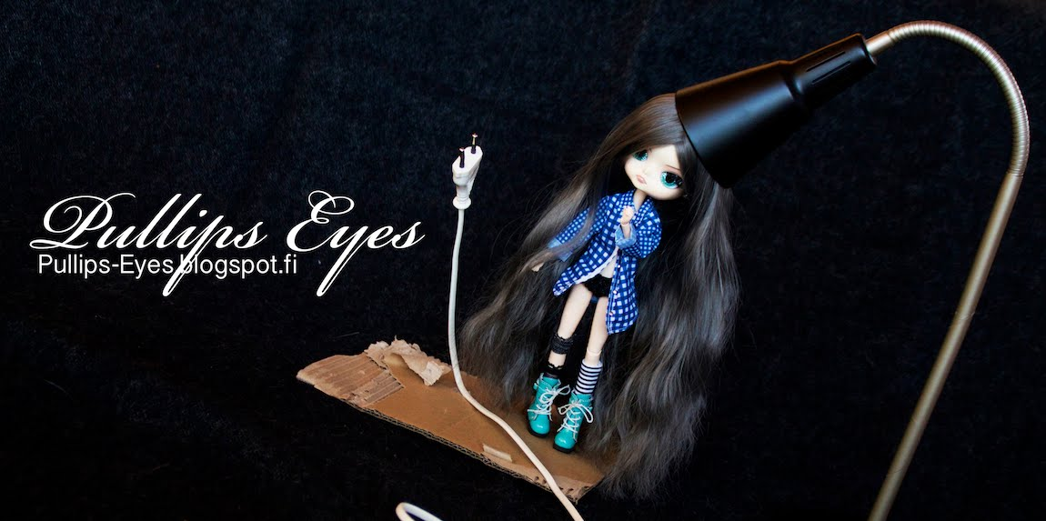 Pullips Eyes