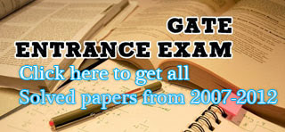 GATE Solved Papers