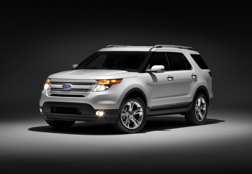 2014 Ford Explorer Fast Cars