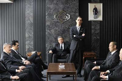 Takeshi Kitano en todo su esplendor