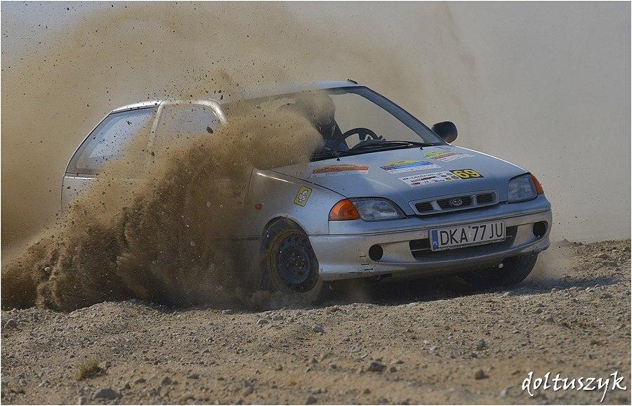 Suzuki Swift, najlepsze samochody do KJS, wyścigi w Polsce, japońskie auta, bilder, fotografie, fotky
