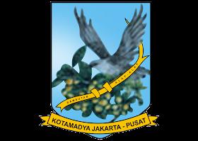 Logo Kota Jakarta Pusat Vector download free