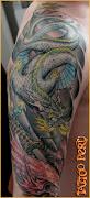Tatuajes de Dragones tatuajes grandes de dragones