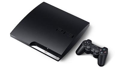 O PlayStation 3 versão Slim (FOTO DIVULGAÇÃO)