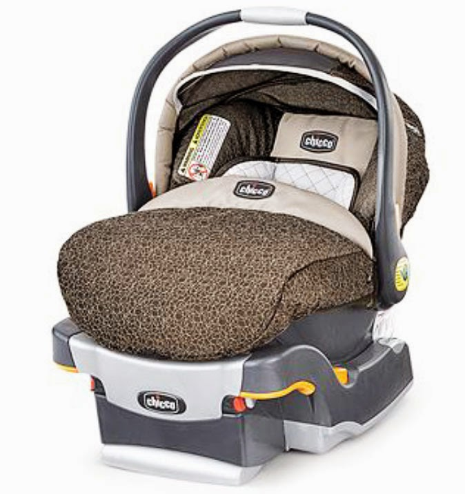 chicco car seat cover image
