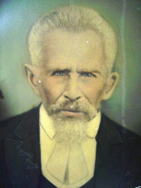 José Zeferino de Mattos (1821 - 19/03/1913)