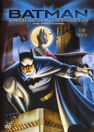 Capa - Batman O Mistério da Mulher Morcego