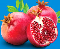 actual pomegranate