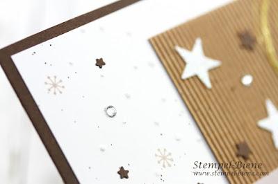 Tannenbaumkarte, Stampin' Up Tannenbaumkarte; Stampinup O Tannenbaum, Stampinup Weihnachtskarte