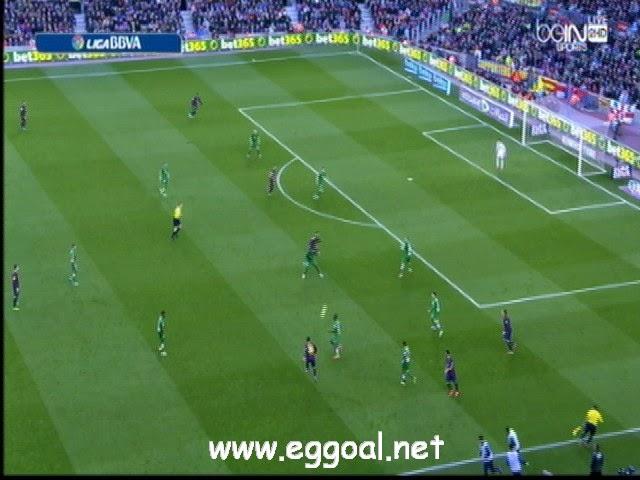 حمل وشاهد اهداف مباراة برشلونة و ليفانتي 5 × 0  -الدوري الاسباني بصوت المعلق حفيظ الدراجي