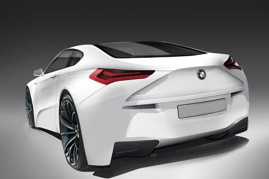 BMW M1 2012