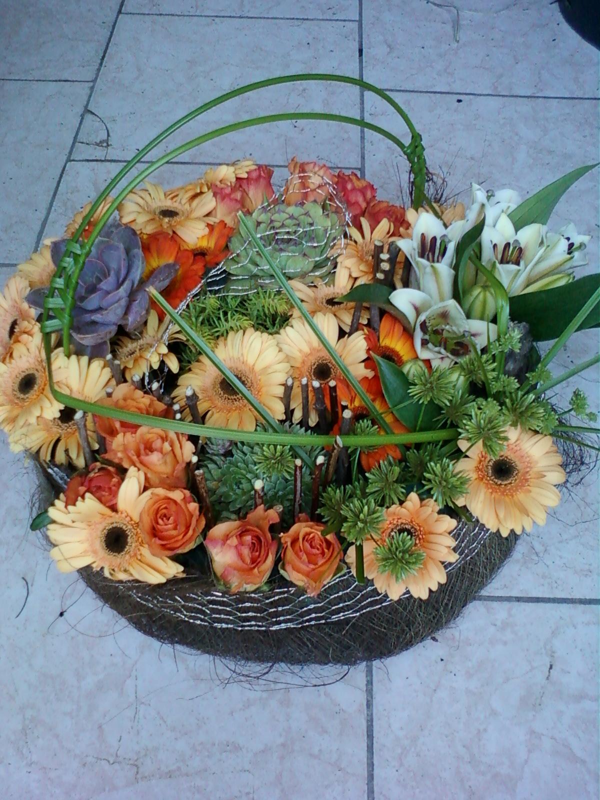 fleurs  plantes  etc