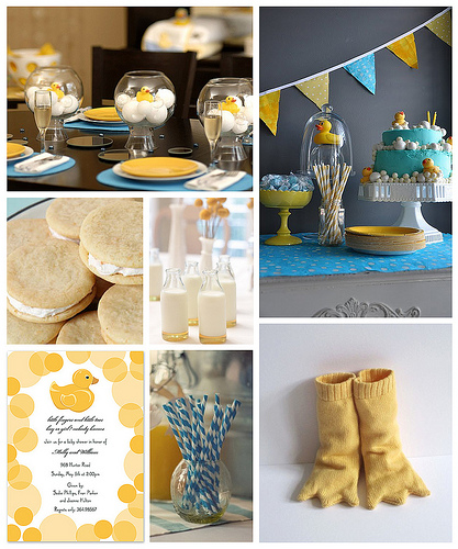 rubber ducky event over at not just a mommy and how to make the ducky