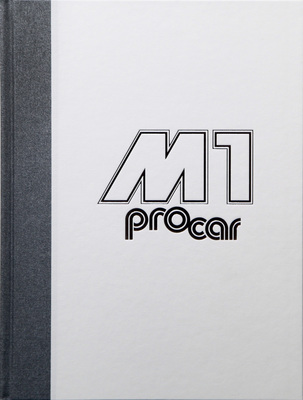 "Rezension Thomas Nehlert: ""M1 procar"", View-GmbH, Bonn, 2017"