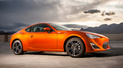 2013 Toyota FR-S Hits Dealers Across America