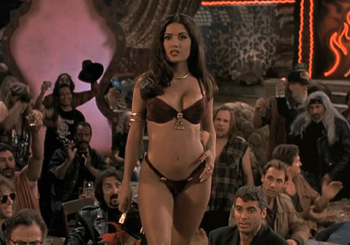 salma hayek, from dusk til dawn