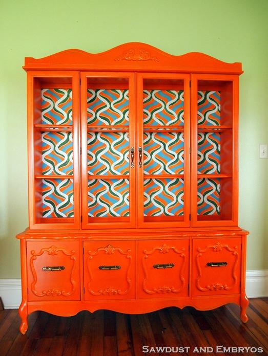Rootandblossom Brightly Painted Furniture