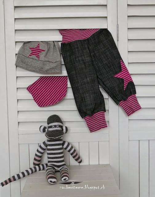 Socken Affe, Babykleider Elfenwelt