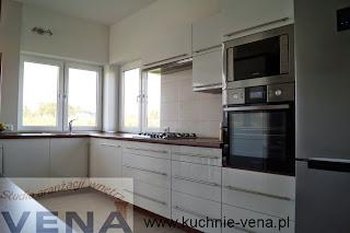 Meble kuchenne Lublin - Vena - Kuchnia w stylu skandynawskim